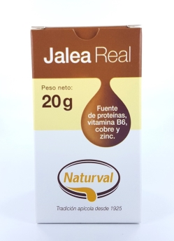 Jalea Real Isotermo 20g, unid.